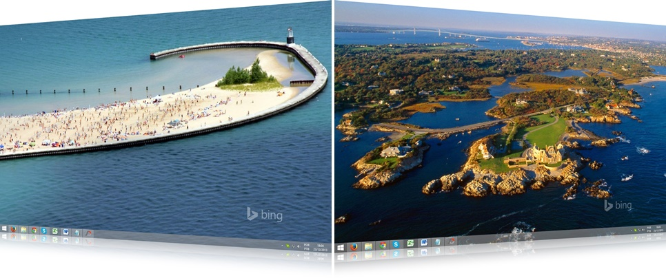 Bing 2013 Wallpaper & Screensaver Pack